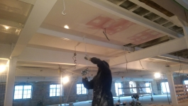Putney Green- Airless Spraying ,Tape and Joint