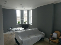 Chelsea Park View Flat Airless Paint Spraying