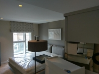 Chelsea - 3 flats project   - Arte wallpapering and painting