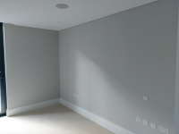 Mayfair - 3  two bedroom flats  wallcovering and painting